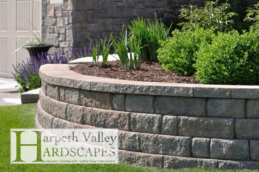 Effective Affordable Retaining Walls For Your Backyard Paradise